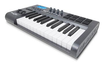 M-Audio Axiom 25 מקלדת שליטה