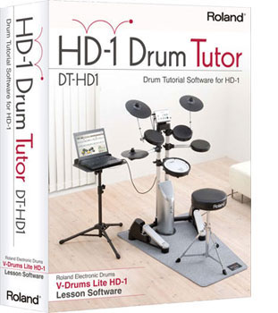 DT-HD1 ROLAND תוכנה
