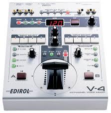 V4 Edirol מיקסר וידאו