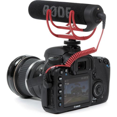 מיקרופון וידאו מקצועי  RODE VIDEO MIC GO-VMG