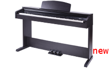 פסנתר חשמלי MEDELI DP-250
