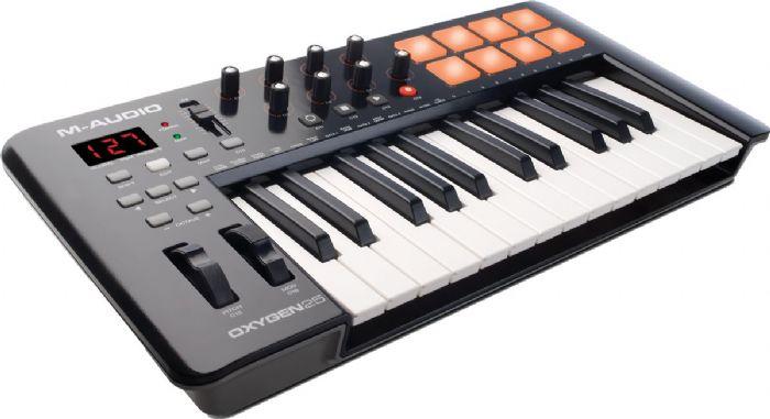 M-Audio OXYGEN 25 מקלדת שליטה MK4