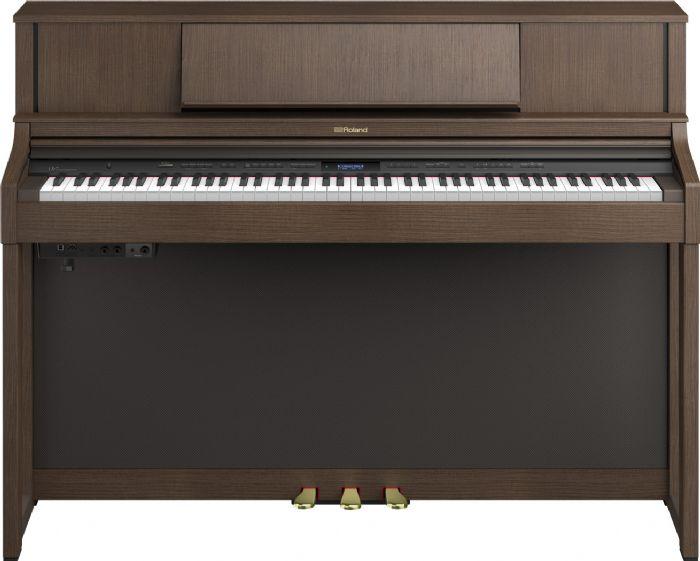 פסנתר חשמלי נייח ROLAND LX7-BW BROWN