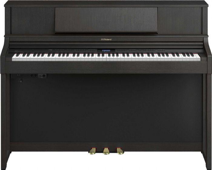 פסנתר חשמלי נייח ROLAND LX7-CB BLACK