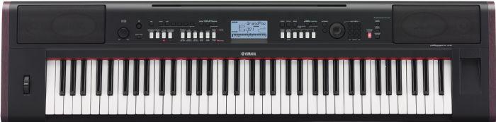 פסנתר חשמלי YAMAH NP-V80 כולל שנאי