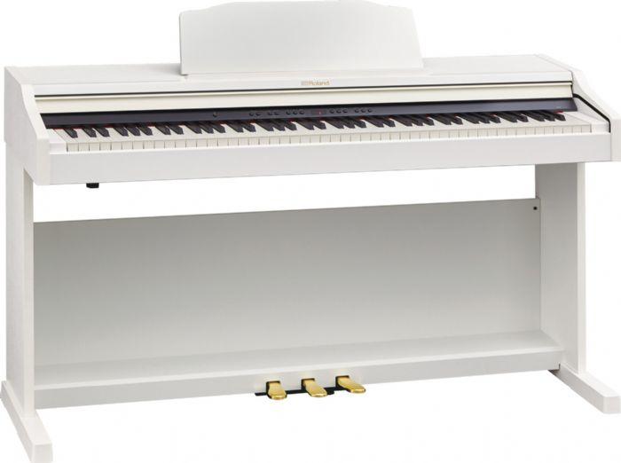 ROLAND RP-501R-WH פסנתר חשמלי נייח