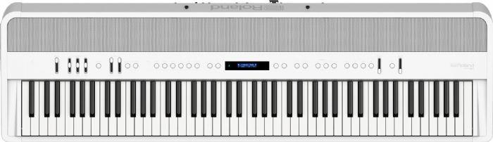 פסנתר דיגיטלי FP-90 צבע לבן ROLAND