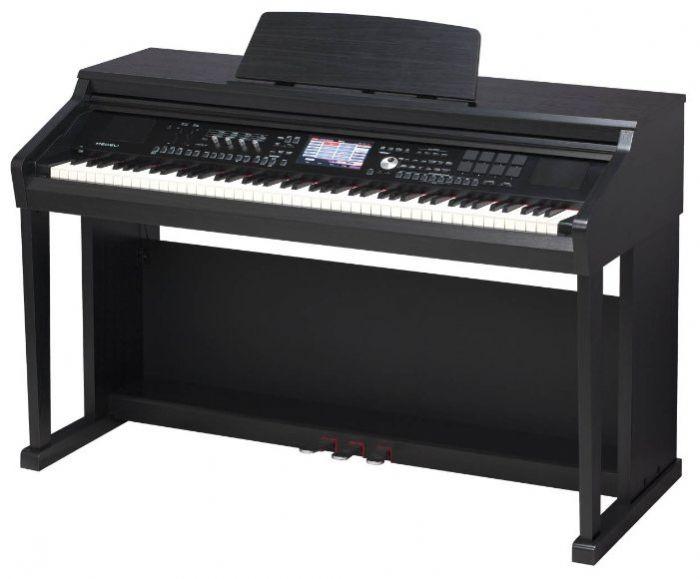 פסנתר חשמלי MEDELI DP-760K
