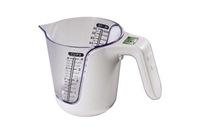כוס מדידה ומשקל