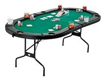 שולחן פוקר מקצועי