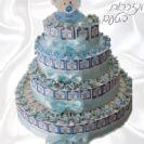 עוגת מזכרות לחלוקה לאורחים בברית מילה