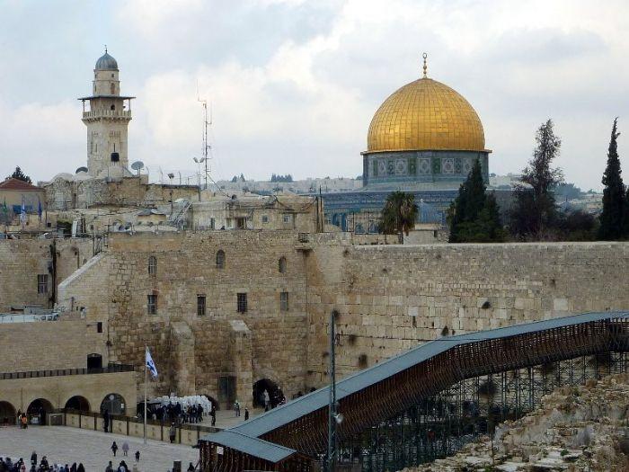 דתות ועדות בעיר העתיקה