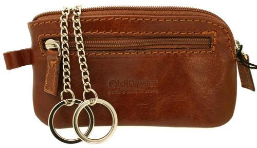 ארנק עם מחזיק מפתחות עור ברידג 5041W אולד אנגלר