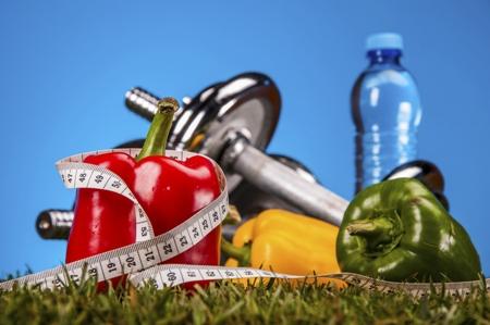 דיאטה וספורט והשילוב בניהם