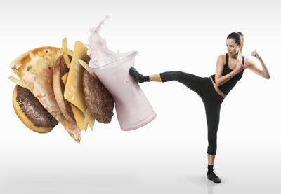 כושר ותזונה נכונה המתכון לאורח חיים בריא