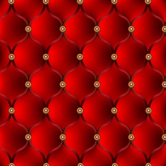 דלת קפיטואנז' אדום
