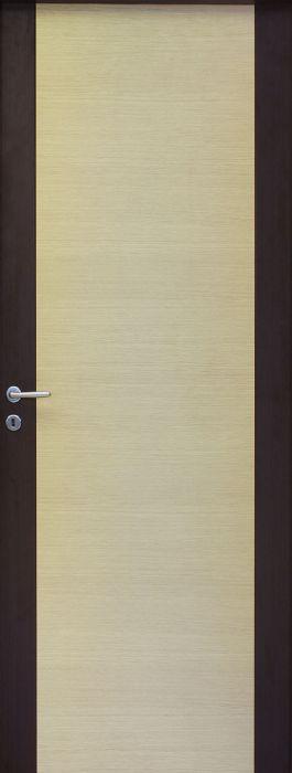 דלת כניסה שוקו וניל