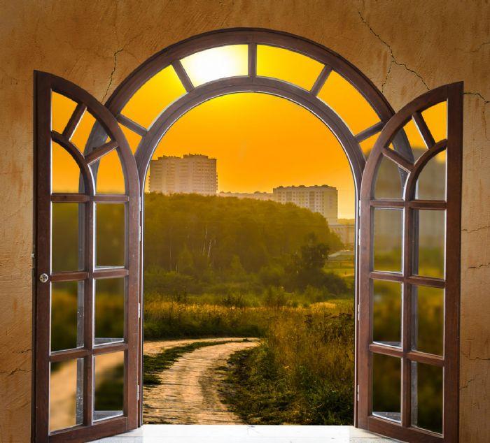 חלון לשדה