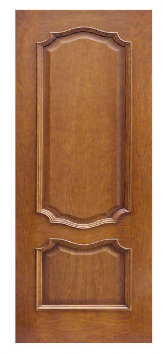 טפט לדלת דגם מוניק אטום עץ