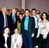 עם כבוד נשיא בית המשפט העליון בדימוס, שמגר ושר המשפטים דניאל פרידמן