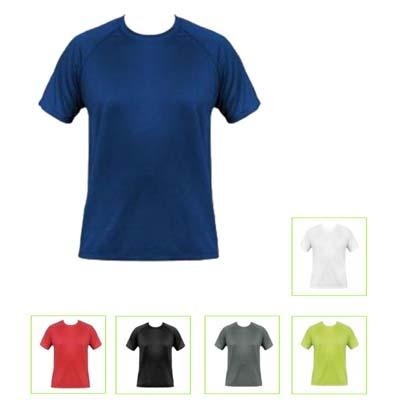 BA2007 - חולצת טי מנדפת זיעה