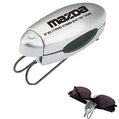 BM4025 - מחזיק משקפיים למגן שמש