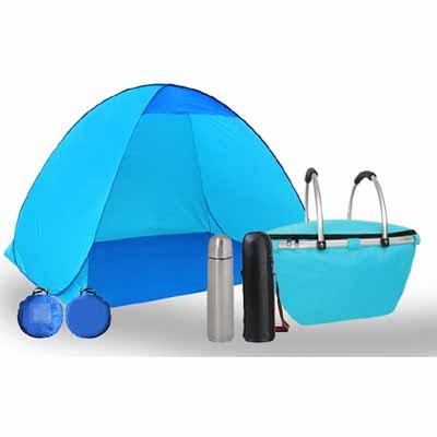 BA0005 - סט אוהל/טרמוס/צידנית