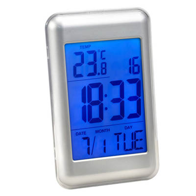 """BZ2546 שעון שולחני """"דיילי"""""""