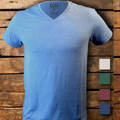 BC1482 - חולצת סמוד צאוורון V
