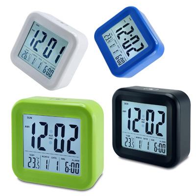 BZ1458 - שעון מעורר ומאיר