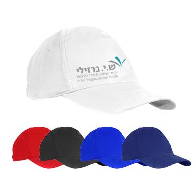 BK2110 - כובע מצחיה 5 פאנלים