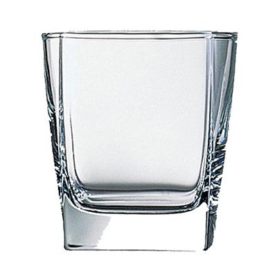 B5613 - כוס וויסקי מרובעת