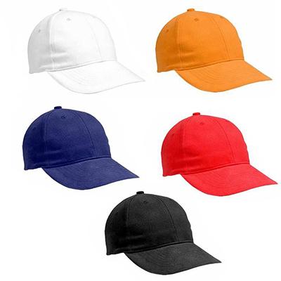 BK2210 - כובע מצחיה 6 פאנלים