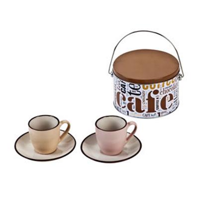 BM8140 - סט קפה לוקרנו