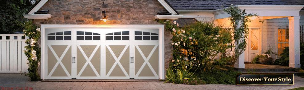 Garage door repair price list