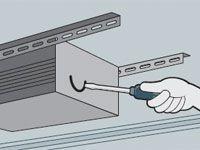 garage frozen door - repair tips