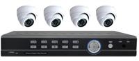 מערכת מצלמות אבטחה 1650 ש