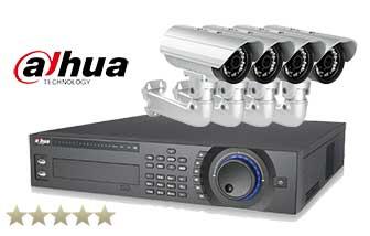 מצלמות אבטחה DAHUA