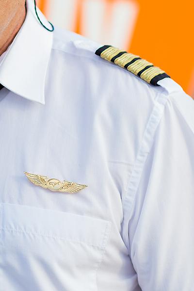 רישיון טיס מסחרי
