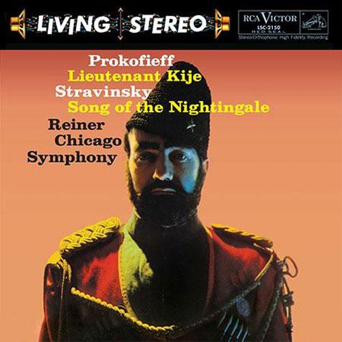 Prokofiev Stravinsky Reiner 200g