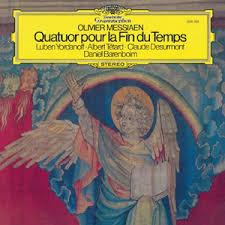 Messiaen Quatour Pour La Fin Du Temps