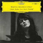 Martha Argerich Debut Recital