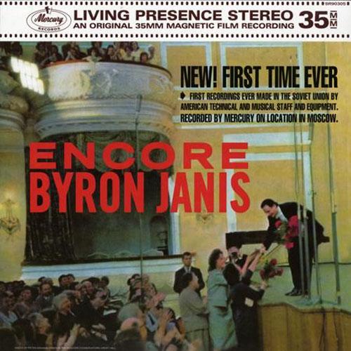 Byron Janis Encore