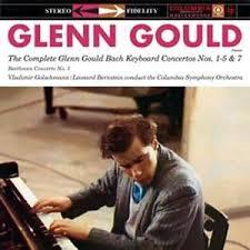 Bach Piano Concerti Gould