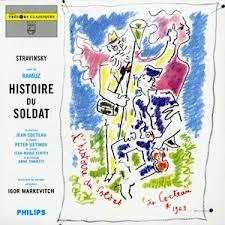 Stravinsky Histoire du soldat