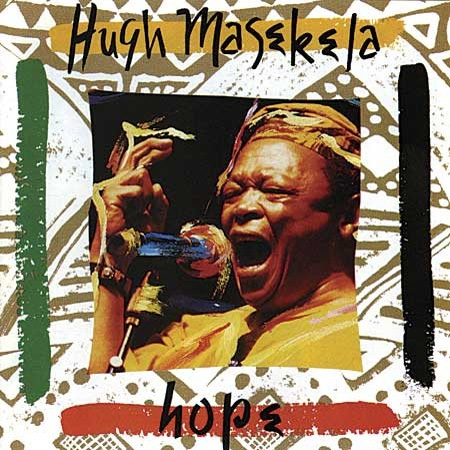 Hugh Masekela Hope 45rpm
