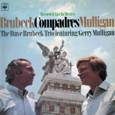 Brubeck Mulligan Compadres
