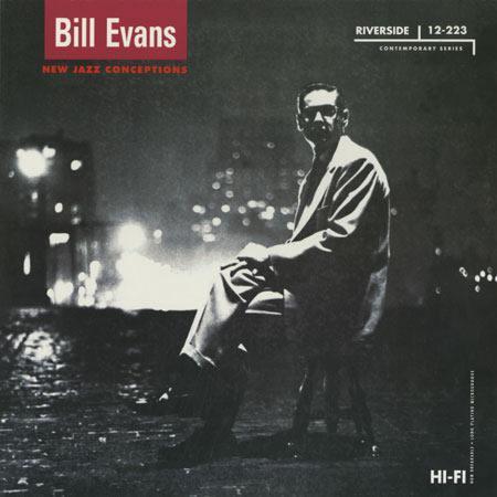 Bill Evans New Jazz Conceptions 200g