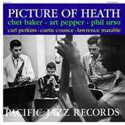 Chet Baker Art Pepper Picture Of Heath