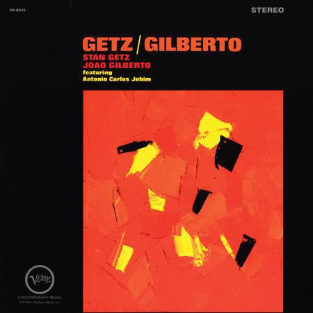 Getz/Gilberto 45rpm